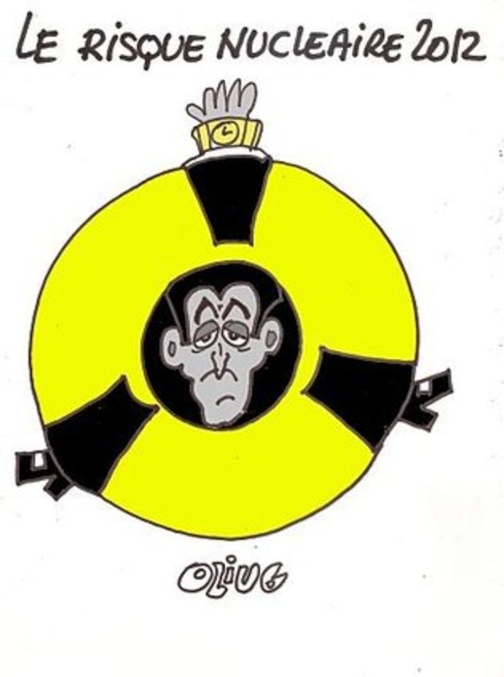 Le risque nucléaire de 2012 | Baie d'humour | Scoop.it