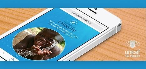 L'UNICEF vous demande de ne pas utiliser votre Smartphone pour aider les enfants dans le besoin | Webmarketing seo | Scoop.it