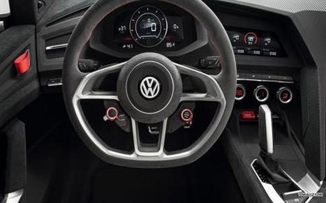 Volkswagen Design Vision GTI Concept | HD Wallpapers | Scoop.it
