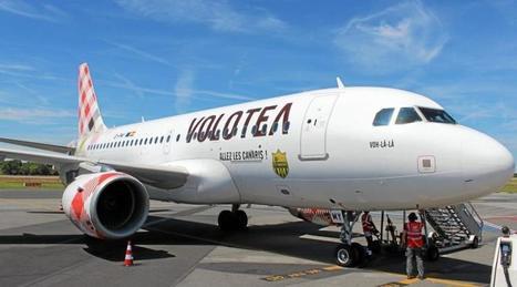 Volotea choisit Airbus | AFFRETEMENT AERIEN KEVELAIR | Scoop.it