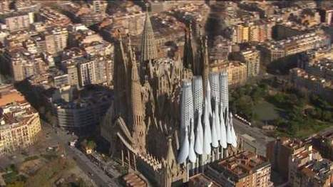 La Sagrada Familia achevée... virtuellement | 16s3d: Bestioles, opinions & pétitions | Scoop.it