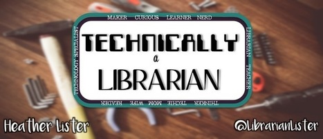 Technically a Librarian: Presentations | 21st Century School Libraries | Scoop.it