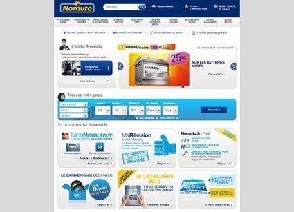 Norauto.fr répond à feuvert.fr sur le Web2store   Point de vente digital   Scoop.it