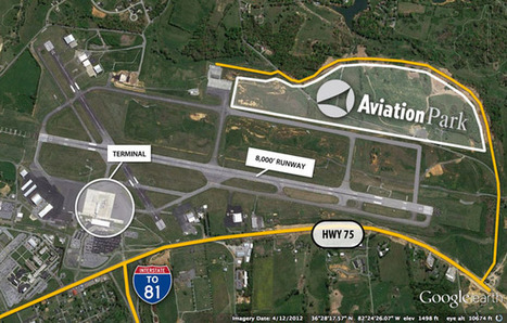 Tri-Cities Regional Airport seeking aviation-related companies for park - Kingsport Times News | Aviation, Aerospace, & Defense | Scoop.it