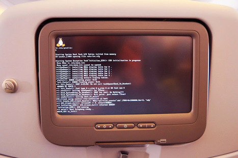 "Airplanes Can Be Hacked Through Wireless In-flight Entertainment System | Informática ""Made In Spain"" 