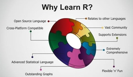 What is R? R Explained in less than Two Minutes, to Absolutely Anyone - Data Science Central | Statistics, Maths and Data Analysis | Scoop.it