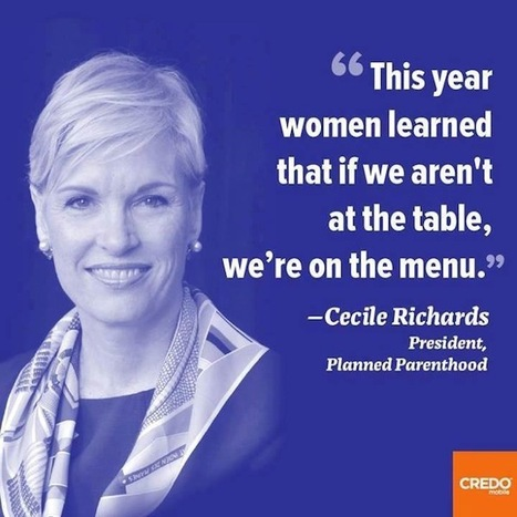 Are you at the table? | Dare To Be A Feminist | Scoop.it