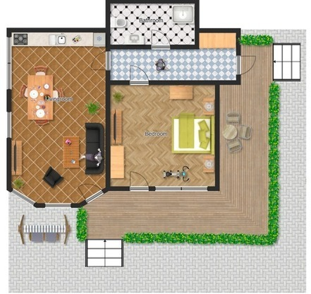 Floor Styler -  create floor plans,house plans and 3D plans with Floor Styler | technologies | Scoop.it