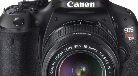 Canon Rebel T4i coming soon | Photography News | Scoop.it