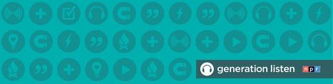 Introducing NPR Generation Listen : NPR | Entrepreneurship, Innovation | Scoop.it