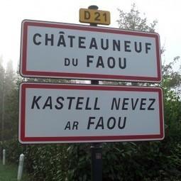 Signalétique: les inscriptions en langues régionales sont-elles réglementées? | Mobilier urbain | Scoop.it
