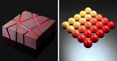 Voici ce qui arrive lorsqu'un concepteur architectural conçoit des desserts   Gastronomie Française 2.0   Scoop.it