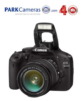 Canon EOS 550D + 18-55mm IS Lens Up For Grabs | Everything Photographic | Scoop.it