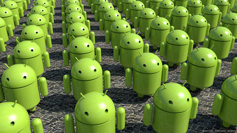 1,5 milhão de Androids são ativados diariamente | Articles and news about operating system Android | Scoop.it
