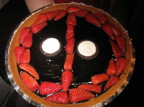 13 Deliciously Geeky Pies | Transmedia Means | Scoop.it