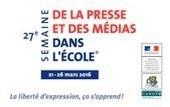 Semaine de la presse et des médias dans l'École | Usages du numérique en classe : veille  sur les pratiques pédagogiques. | Scoop.it