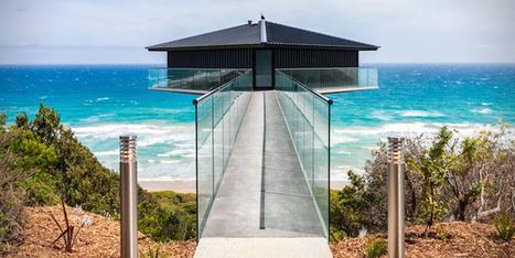 Insane House In Australia Looks Like It's Floating Above The Ocean (Photos) | LibertyE Global Renaissance | Scoop.it