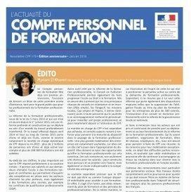Bientôt un nouveau portail pour le compte personnel de formation | Séjours Linguistiques et formations en langues | Scoop.it