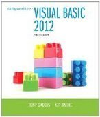 Starting Out With Visual Basic 2012, 6th Edition - Free eBook Share | Programmging | Scoop.it