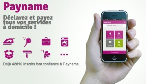 Payname, start-up prometteuse, lance son opération de crowdfunding | Le CESU Payname | Scoop.it