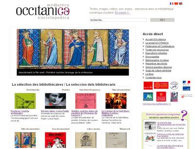 Le projet Occitanica | Bibliothèques numériques | Scoop.it