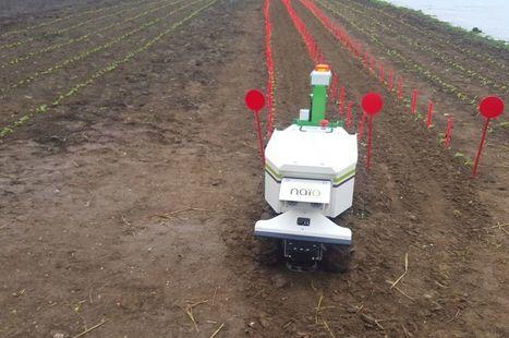 Les ageekculteurs ont leur terrain de test dans la Somme | Une nouvelle civilisation de Robots | Scoop.it