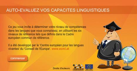Auto-évaluer ses capacités linguistiques en utilisant les critères du Cadre européen | Misc Techno | Scoop.it