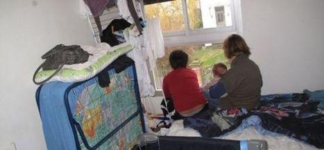 Saint-Cloud : 1400€ de salaire et un logement de… 9m2 | pressactu | Scoop.it