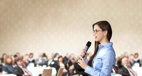 Sept excellentes façons de démarrer une présentation   Management & Efficacité personnelle   Scoop.it
