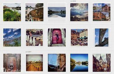 Le réseau social Instagram, ambassadeur d'une belle image d'Auxerre et de l'Auxerrois | Animation Numérique de Territoire | Scoop.it