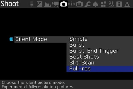 Magic Lantern Does It Again: Full-Resolution Silent Pictures | HDSLR | Scoop.it
