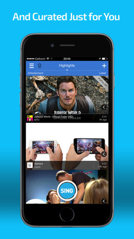 TouchCast: Imagine -- Create & Share Interactive Videos | Digital Video Editing | Scoop.it