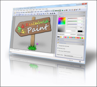 Logiciel gratuit RealWorld Paint 2011 – image editor for bloggers License freeware for Windows | Logicamp.org | Scoop.it