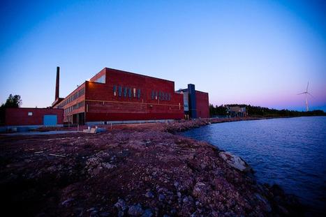 Google Reincarnates Dead Paper Mill as Data Center of Future | Finland | Scoop.it