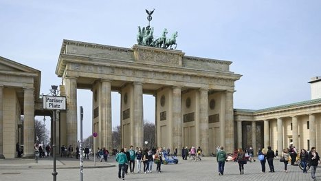 Happy Birthday, Brandenburger Tor! | Angelika's German Magazine | Scoop.it