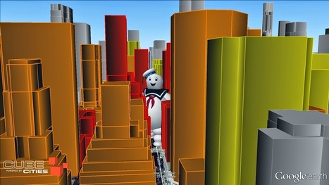 A 3D Visualization of the Risk to Surrounding New York City ... | Zero carbon buildings | Scoop.it