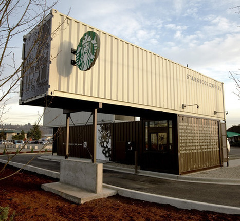 Pop-up : Starbucks Container Store | Retail Design Review | Scoop.it