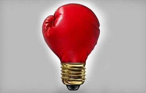 Give Your Ideas a Fighting Chance With These 5 Actions | The Innovation BLab - principles, trends, theories | Scoop.it