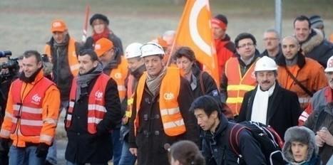 ArcelorMittal : à Florange, François Hollande s'engage à... | Les médias parlent de la campagne! | Scoop.it
