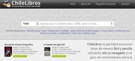 Chilelibros – Un buscador de libros en español, en HTML5 | Educación, Tic y más | Scoop.it