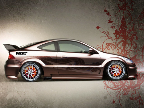 acura rsx | high definition cars wallpapers | Scoop.it