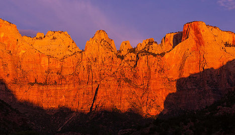 Timelapse Video of Zion National Park | AmeriKat | Scoop.it