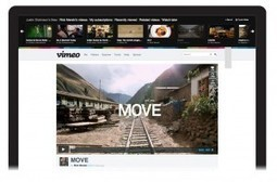 Revamped Video Sharing Site Vimeo Launches Today | Simply Zesty | Public Relations & Social Media Insight | Scoop.it