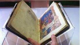 Un précieux manuscrit de la British Library acquis par Angers  - France 3 Pays de la Loire | BiblioLivre | Scoop.it