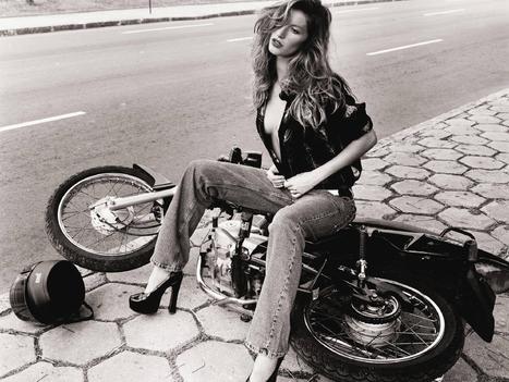 TROUBLES FOR GISELE | Vintage Motorbikes | Scoop.it