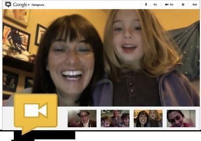 Google Hangouts: Live Video Chatting between Museums & Online Communities | Designing for participation within heritage | Scoop.it