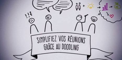 """Le MOOC """"Simplifiez vos réunions grâce au Doodling""""... c'est parti !   Apprendre en ligne : #mooc #Elearning #spoc #   Scoop.it"""