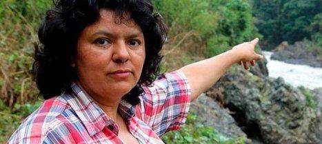 Los ríos de Honduras lloran a Cáceres | Planeta Tierra | Scoop.it