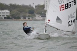 Goderich native Corinne Peters: Snapshot of a sailing champion - Huron News Now | I love boating | Scoop.it