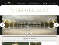 Versailles 3D. Une découverte interactive du château de Versailles. | Top CAD Experts updates | Scoop.it